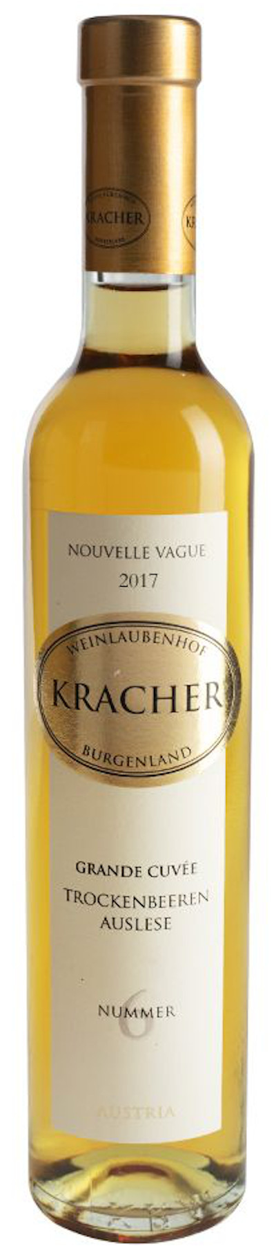 Kracher - Trockenbeerenauslese Grande Cuvée Nr.6 Nouvelle Vague