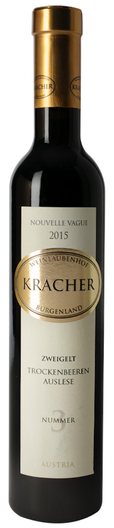 Kracher - Trockenbeerenauslese Zweigelt No. 3 Nouvelle Vague