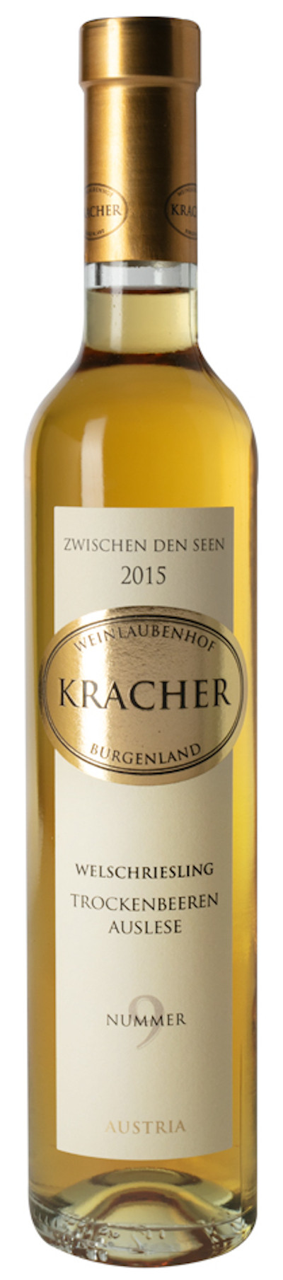 Kracher - Welschriesling Trockenbeerenauslese Nr. 9 Zwischen den Seen