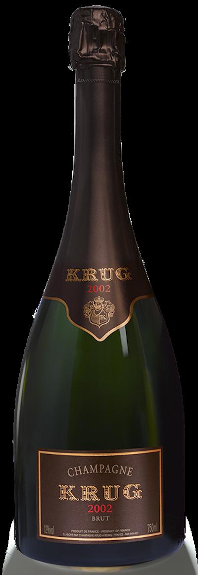 Krug - Champagne Vintage, 2002