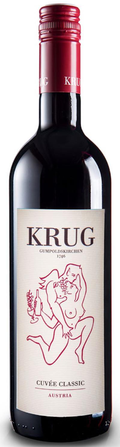 Krug Gumpoldskirchen - Cuvée Classic rot