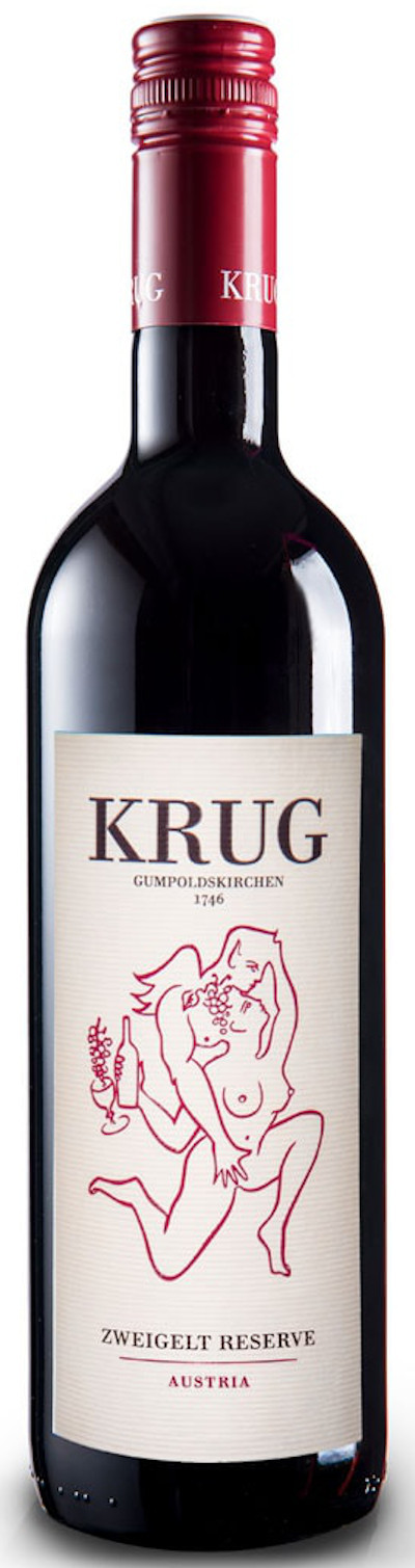 Krug Gumpoldskirchen - Zweigelt Reserve Eichkogel