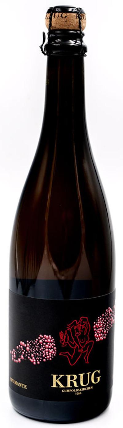 Krug Gumpoldskirchen - Pinot Noir Frizzante Rosé