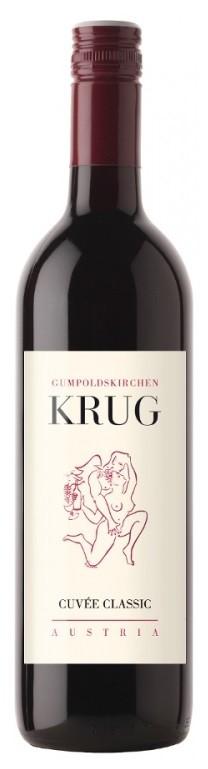 Krug Gumpoldskirchen - Cuvée Classic rot, 2013