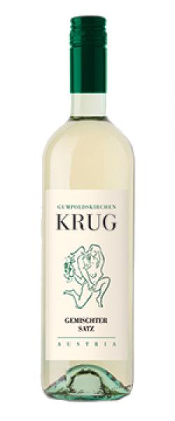 Krug Gumpoldskirchen - Gemischter Satz Gustav, 2016