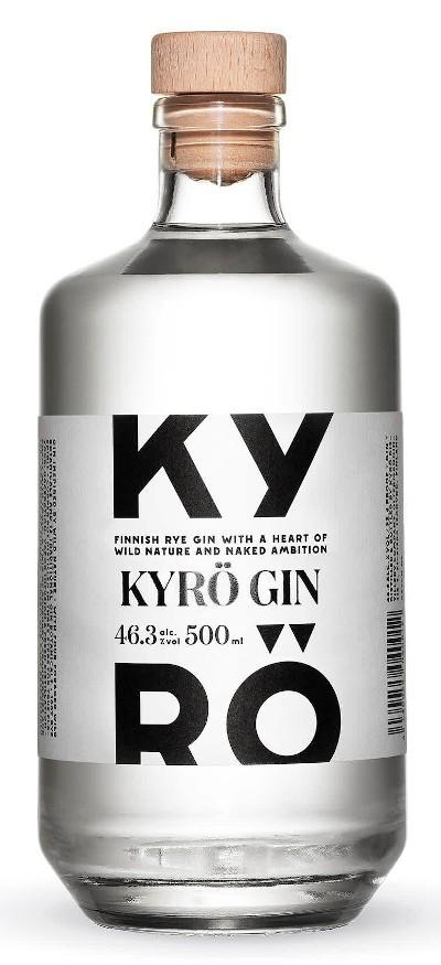 Kyrö - Kyrö Finnish Rye Gin