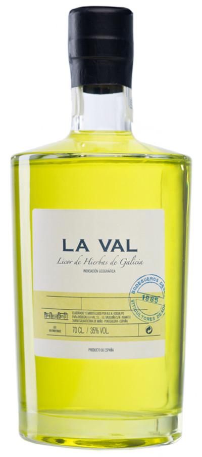 La Val - Licor de Hierbas de Galicia