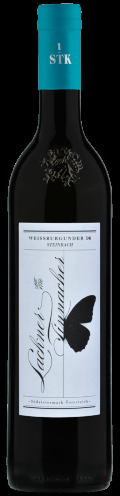 LacknerTinnacher - Weissburgunder Ried Steinbach bio