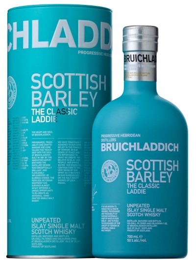 Bruichladdich - Laddie Classic Islay Single Malt Scotch Whisky