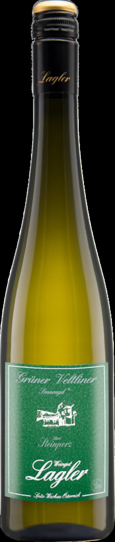 Lagler - Grüner Veltliner Smaragd Steinporz Halbflasche
