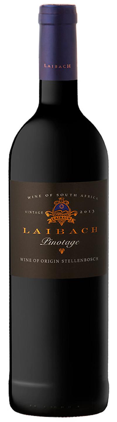 Laibach Vineyards - Pinotage bio
