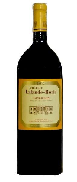 Chateau Lalande Borie - Cru Grand Bourgeois Magnum, 2010
