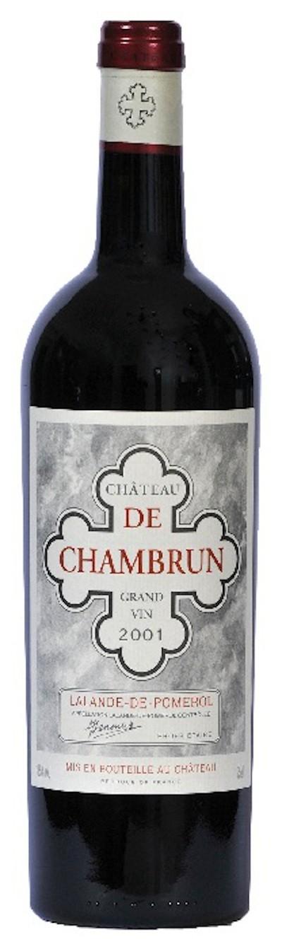 Chateau de Chambrun - Lalande de Pomerol, 2003