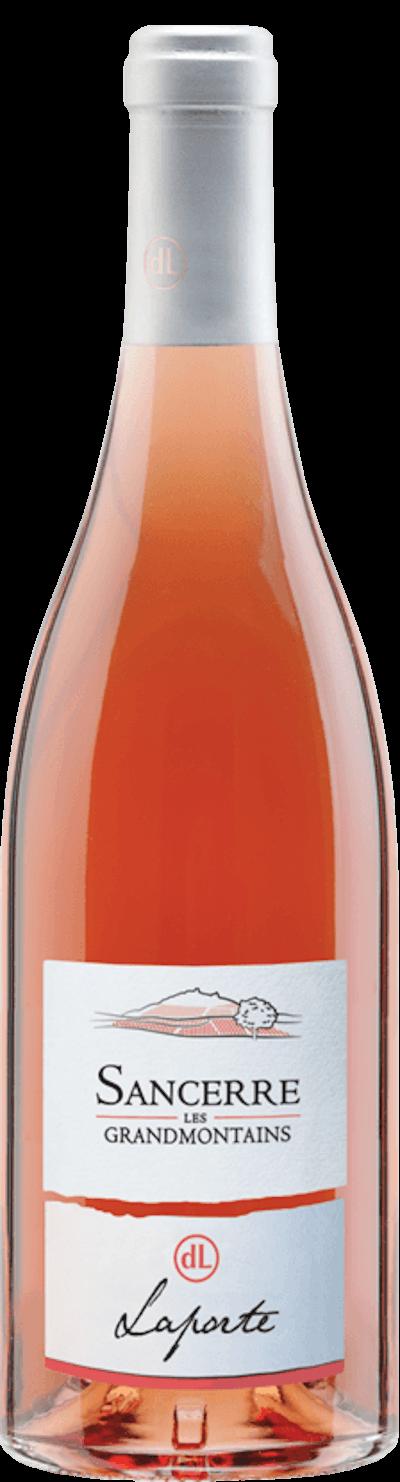 Laporte - Sancerre Rosé Les Grandmontains bio
