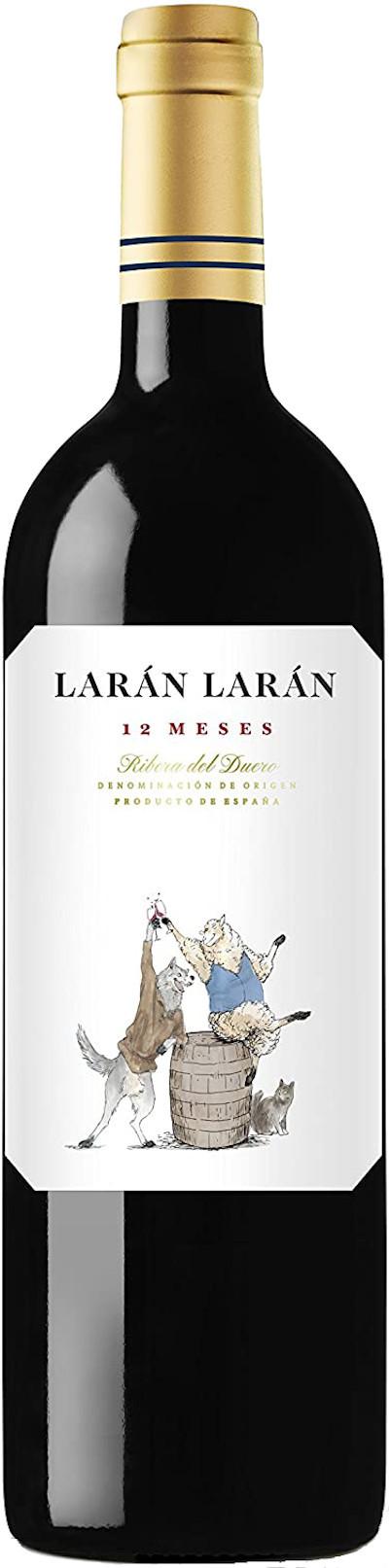 Vizcarra - Larán Larán 12 Meses Ribera del Duero DO Magnum