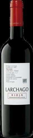 Larchago - Tinto Joven Rioja Doca, 2015