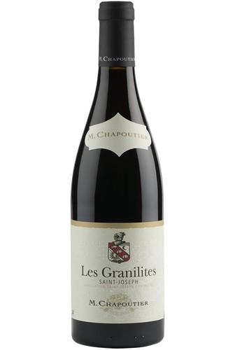 Saint Joseph rouge Granilites - Chapoutier, 2015