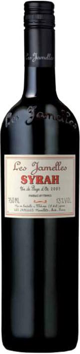 Les Jamelles - Syrah, 2018