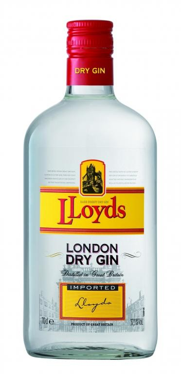 Lloyd's London Dry Gin 37 - 5°