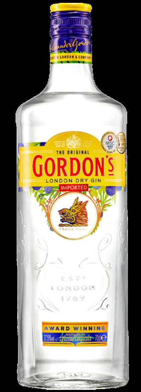 Gordon's - London Dry Gin Halbflasche