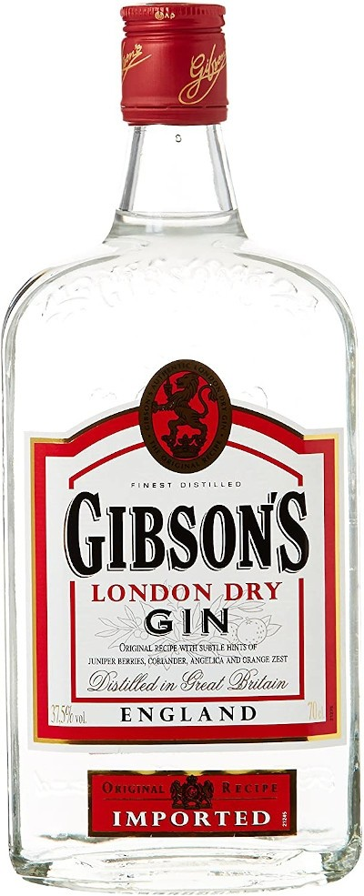 Gibson's - London Dry Gin
