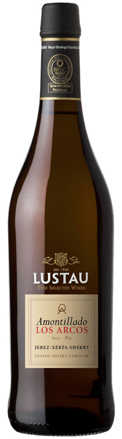 Lustau - Los Arcos Medium Dry Amontillado Sherry