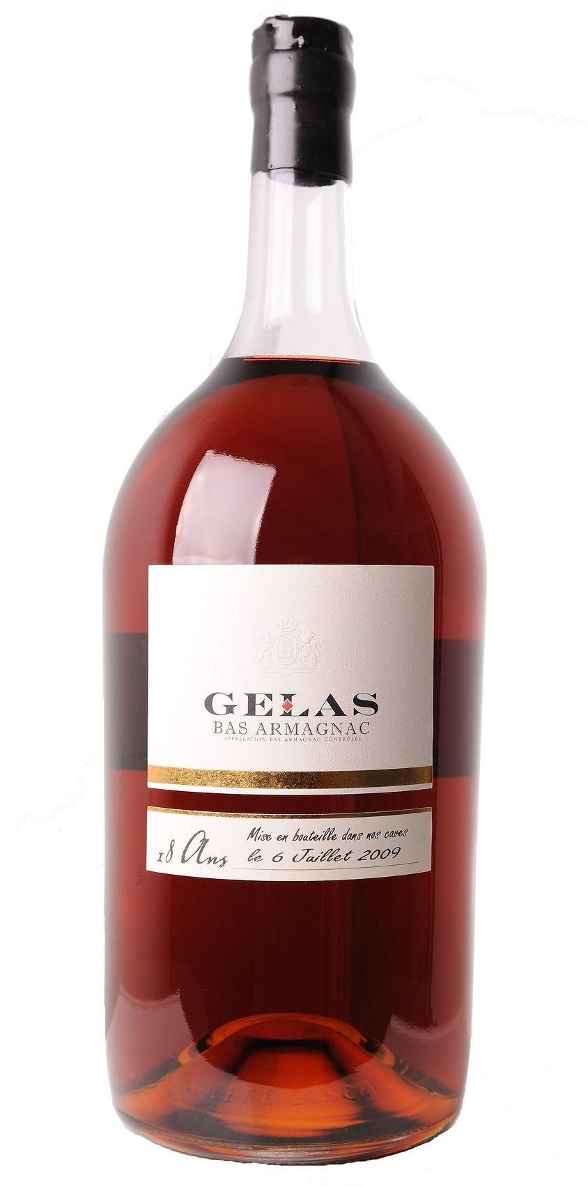 B. Gelas & Fils - Bas Armagnac 18 years 1,5 l