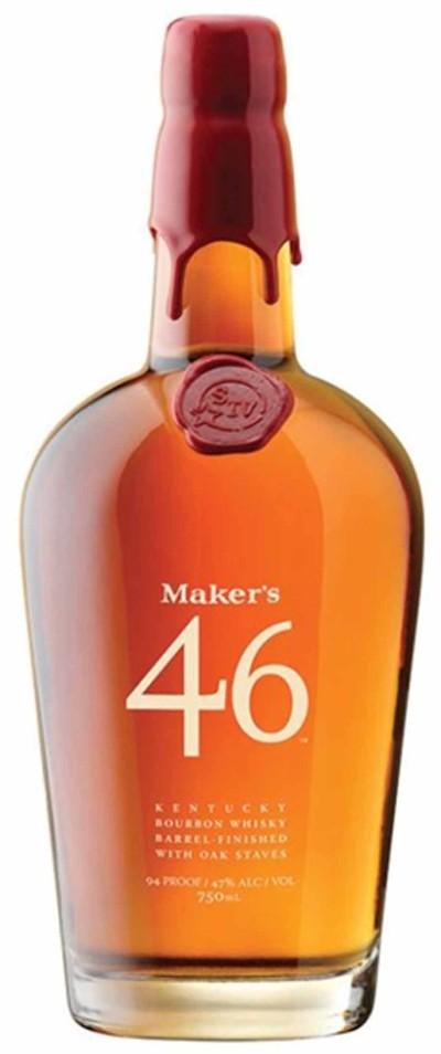 Maker's Mark - Maker's 46 Kentucky Straight Bourbon Whiskey