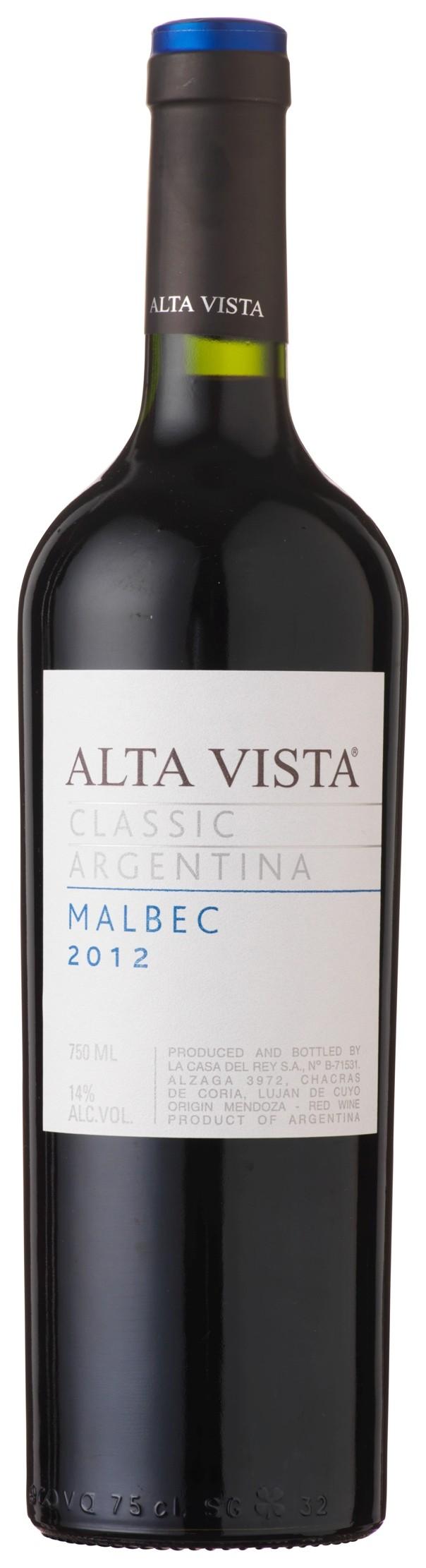 Alta Vista - Malbec Vive, 2019
