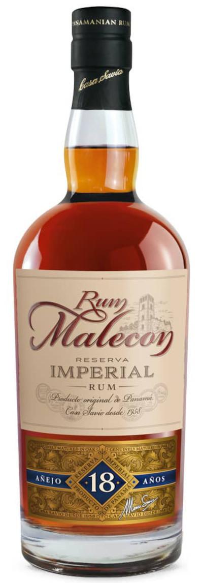 Malecon - Riserva Imperila 18 años Rum