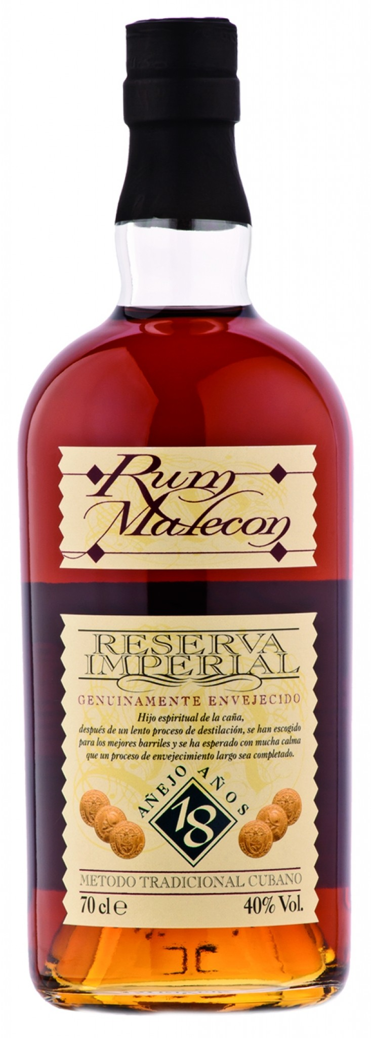 Malecon - 18 años Rum