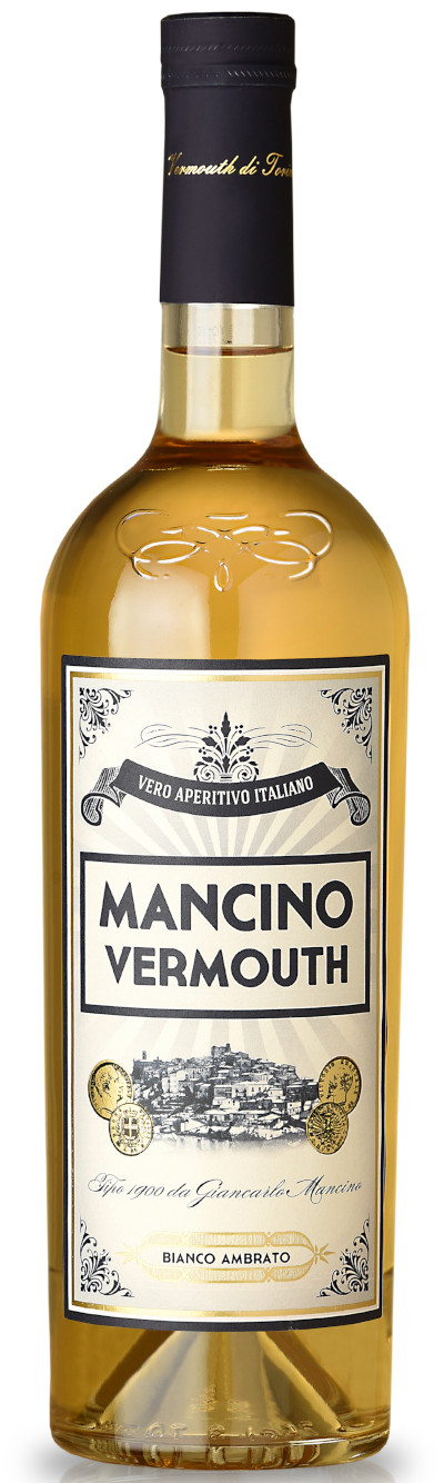 Mancino - Vermouth Bianco Ambrato