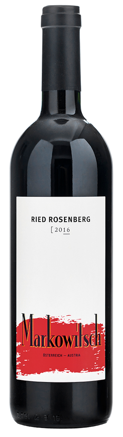 Markowitsch - Ried Rosenberg, 2016