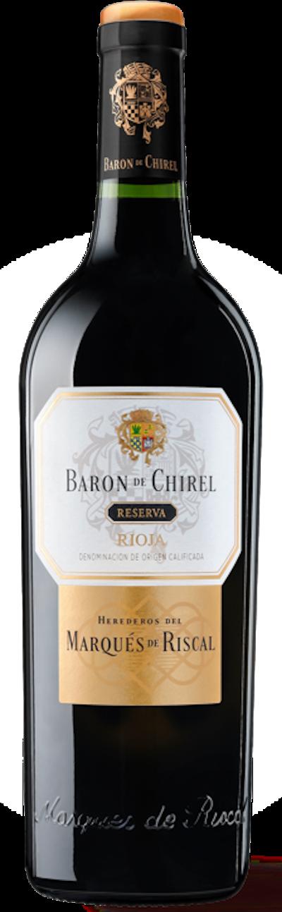 Marqués de Riscal - Báron de Chirel Rioja Reserva DOCa