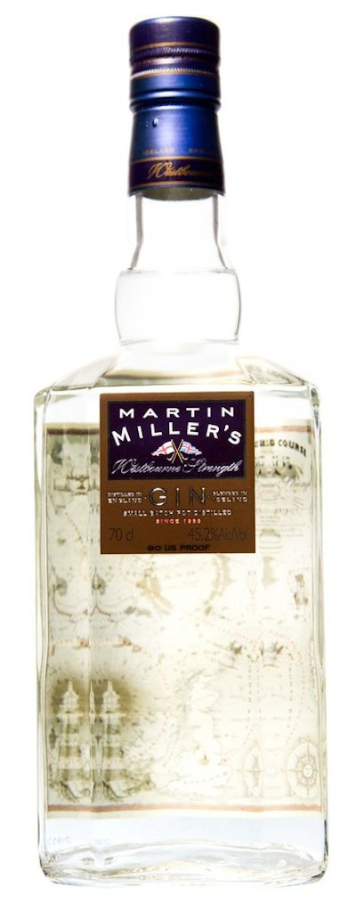 Martin - MILLER'S Westbourne Strength Dry Gin