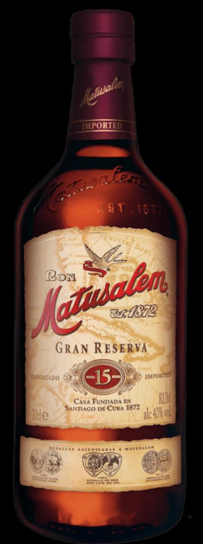 Matusalem - Gran Reserva 15 Solera Rum