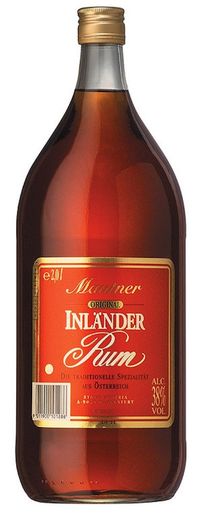 Mautner - Inländerrum Großflasche