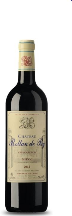 Chateau Rollan de By - Medoc, 2012