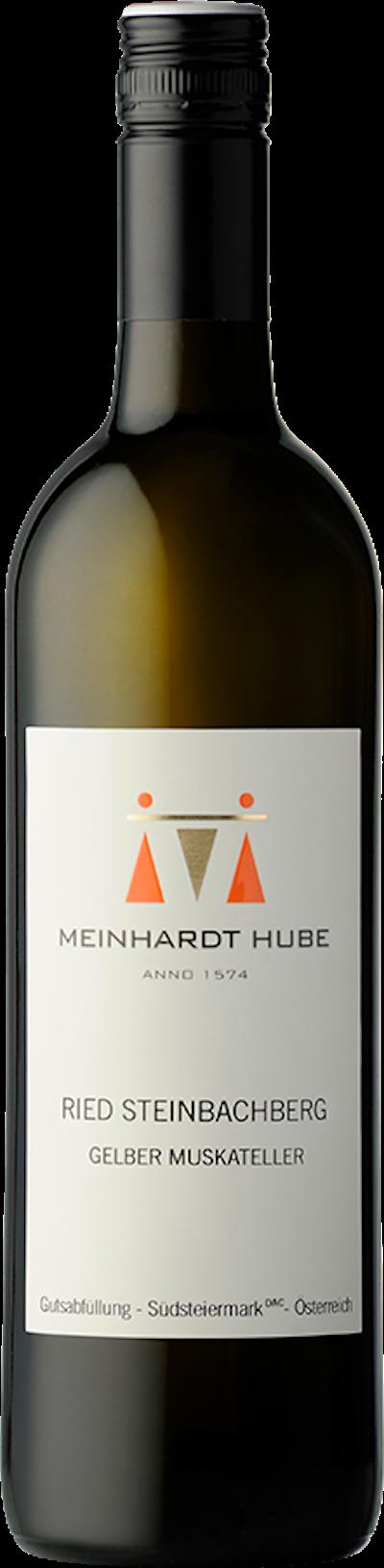 Meinhardt Hube - Gelber Muskateller Steinbachberg