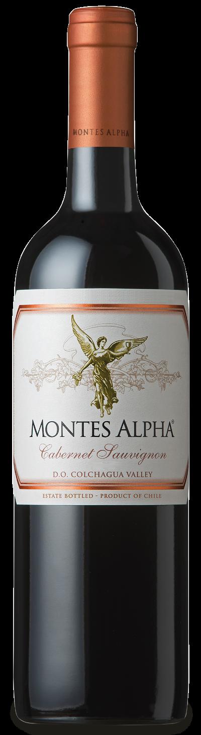Montes - Cabernet Sauvignon Alpha