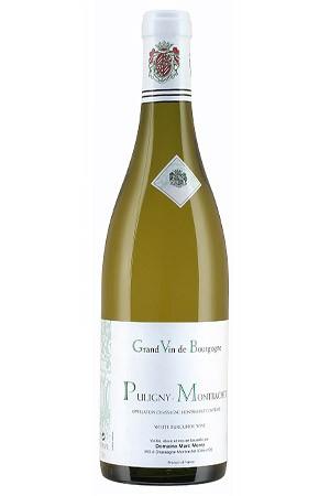 Morey Marc - Puligny Montrachet Blanc Les Referts, 2013