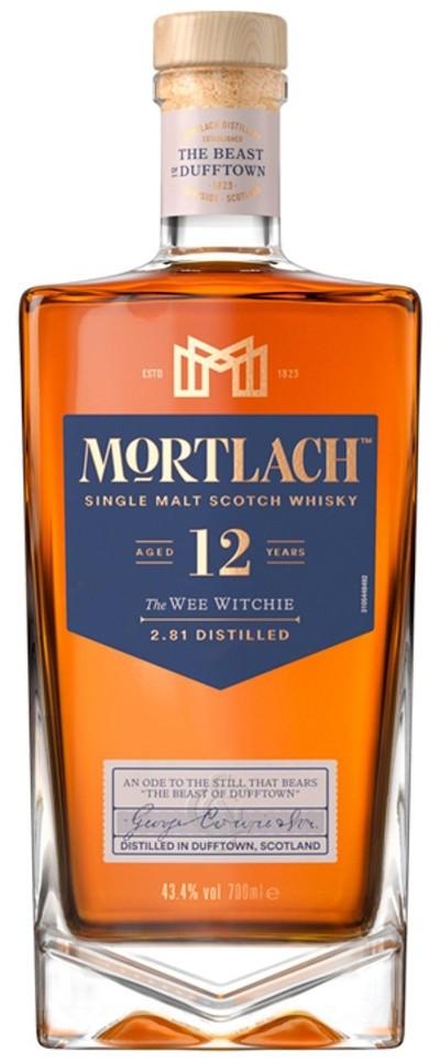 Mortlach - 12 years Single Malt Scotch Whisky