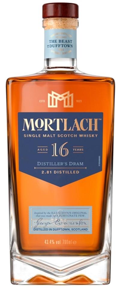 Mortlach - 16 years Single Malt Scotch Whisky