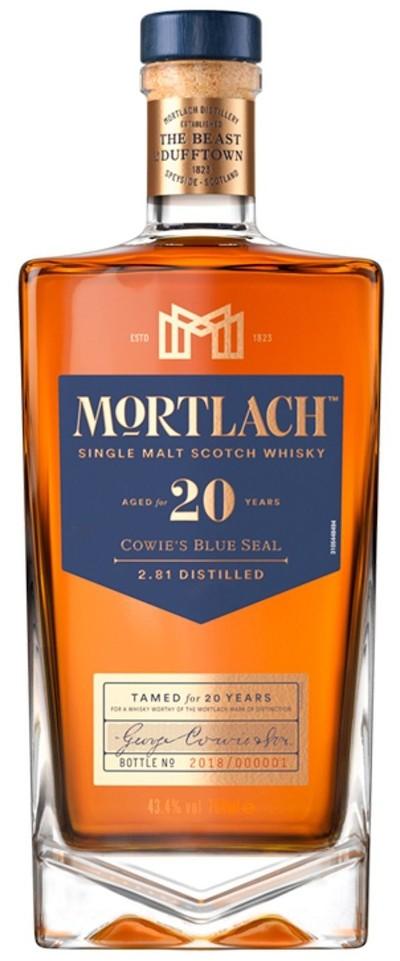 Mortlach - 20 years Single Malt Scotch Whisky