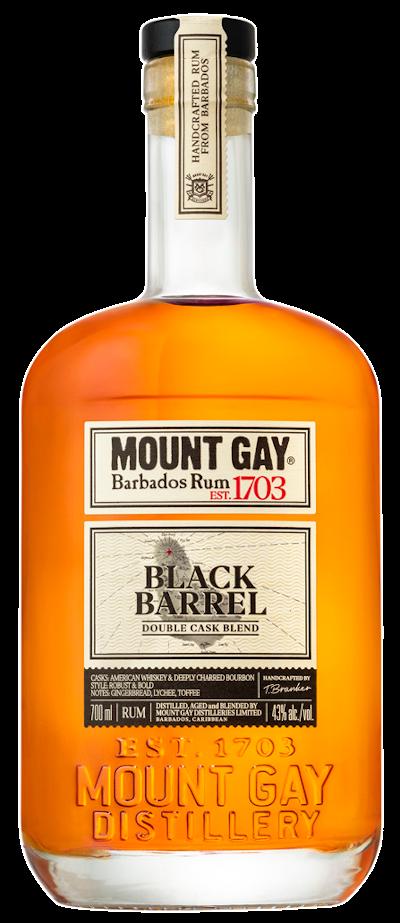 Mount Gay - Black Barrel Rum