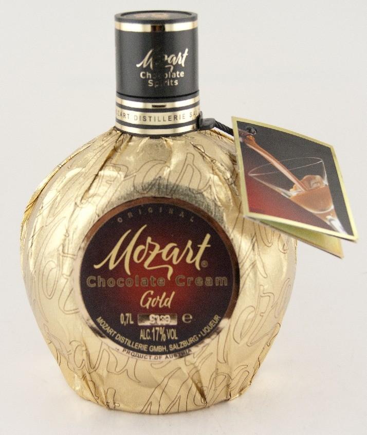 Mozart - Dry Chocolate Vodka