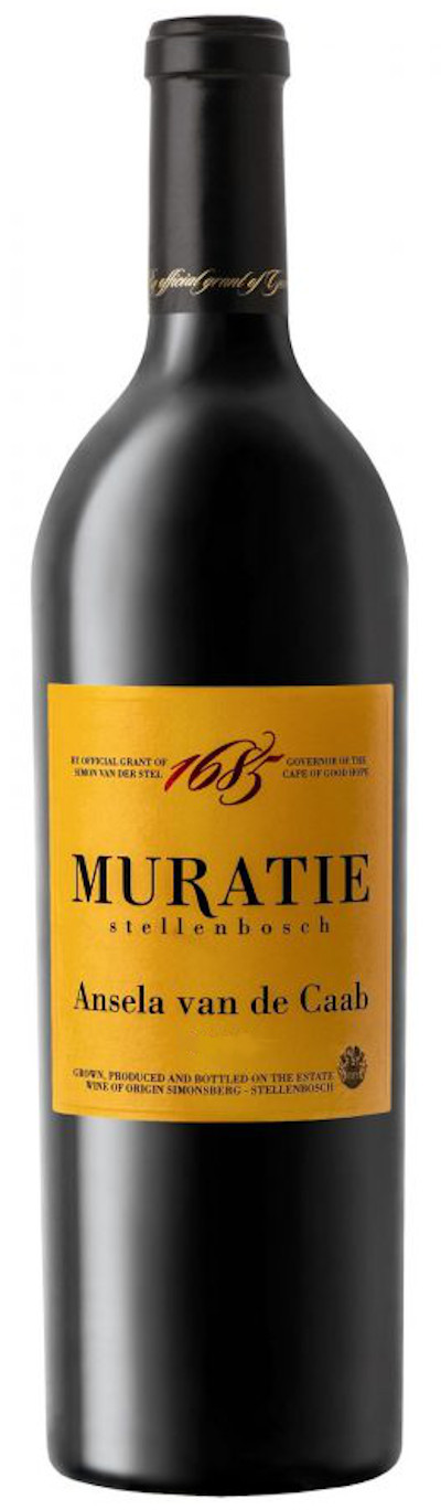 Muratie - Ansela van de Caab