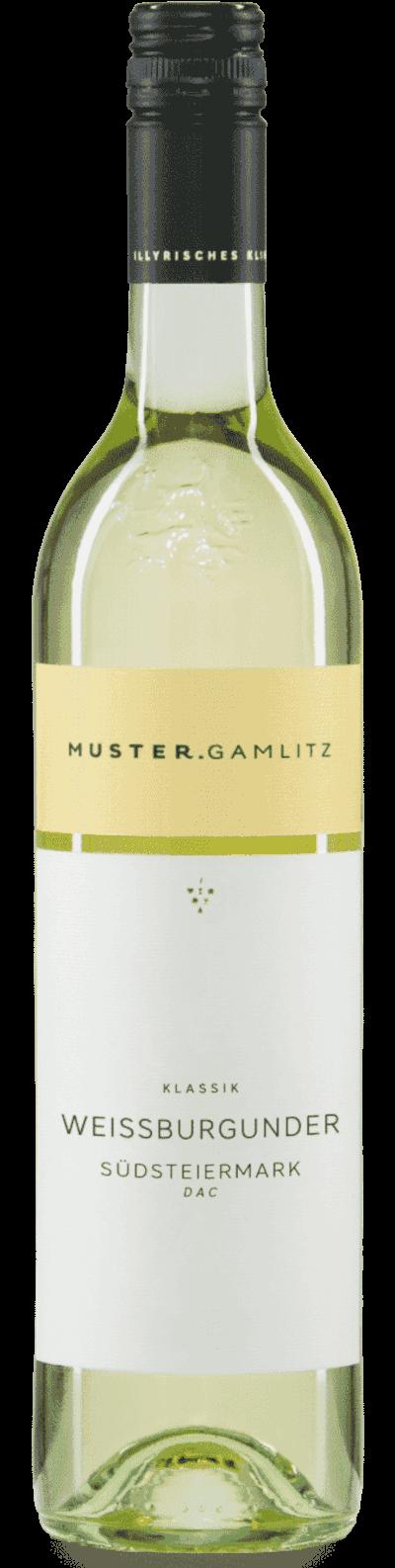 Muster.Gamlitz - Weissburgunder Klassik
