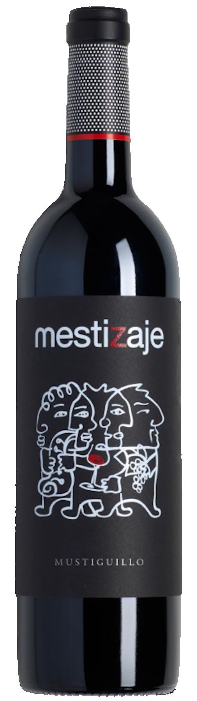 Mustiguillo - Mestizaje Tinto Vino de Pago DOP El Terrerazo bio