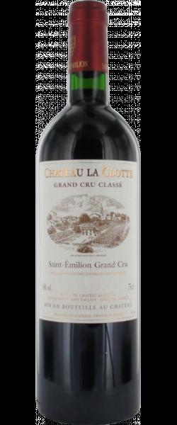 Chateau La Clotte - Grand Cru Classe, 1988